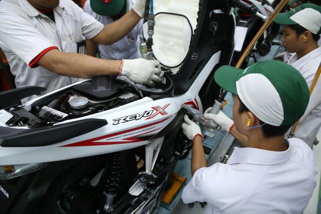 Dealer Sepeda Motor Honda Kalideres