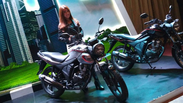 Honda Luncurkan All New CB150 Verza