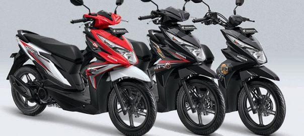Honda Beat Masih Raja Motor