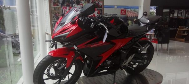 New Honda CBR150R Hadir dengan Warna Baru